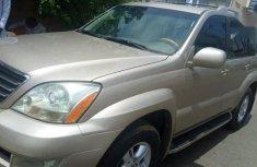 Lexus GX 2006 470 Sport Utility Gold for sale