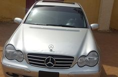 Mercedes-Benz C240 2006 Silver for sale