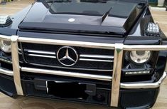 Mercedes-Benz G500 2009 Black for sale