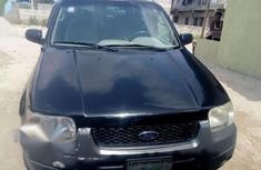 Ford Escape 2003 Black for sale