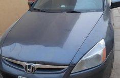 Honda Accord 2006 Bluefor sale