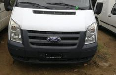 Ford Transit 2008 New Model White color for sale