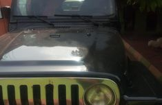 A WRANGLER JEEP 2001 for sale