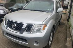 Nissan Pathfinder 2008 Silver for sale