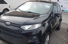 Ford EcoSport 2012 1.0 Black for sale