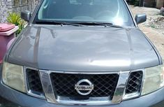 Nissan Pathfinder 2008 Gray  for sale