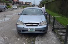 Chevrolet Optra 2007 1.6 L Blue for sale