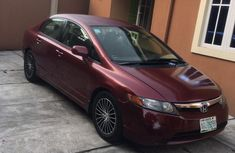 Honda Civic 2008 1.4 Red for sale