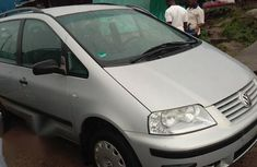 Volkswagen Sharan 2004 2.0 Silver for sale