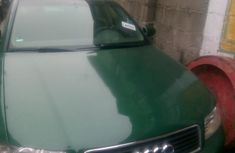 Audi A4 2002 Green for sale