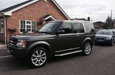 Land Rover LR3 2005 Gray  for sale