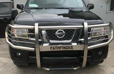 Nissan Pathfinder 2005 Black for sale