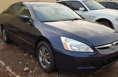 Honda Accord 2007 Sedan EX Blue for sale