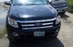 Buy and drive Ford Ranger 2014 Black color for sale