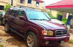 Nissan Pathfinder 2003 LE AWD SUV (3.5L 6cyl 4A) Red for sale