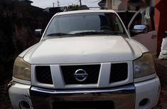 Nissan Armada 2008 White for sale