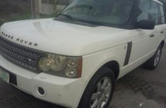 Land Rover Range Rover Vogue 2006 White for sale