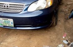 Toyota Corolla 2007 LE Blue for sale