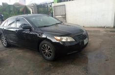 Neatly used Toyota Camry 2008 2.2 GL Black color for sale