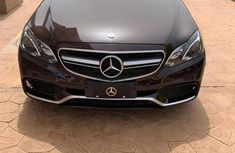 Mercedes-Benz E350 2010 Brown for sale