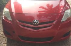 Toyota Yaris 2008 Redfor sale
