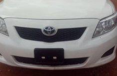 Toyota Corolla 2009 Whitefor sale