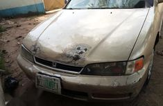 Honda Accord 1997 Aerodeck Gold for sale