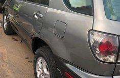 Very clean Lexus RX 2002 Silver color for sale