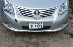 Toyota Avensis 2.0 Advanced Automatic 2011 Silver color for sale