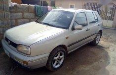 Volkswagen Golf 1995 Variant Silver for sale