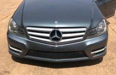 Mercedes-Benz C350 2013 Grayfor sale