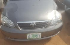 Supper clean Toyota Corolla 2005 S Gray color for sale