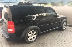 Land Rover LR3 2005 American used Black color for sale