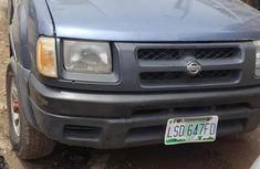 Nissan Xterra 2000 Automatic Blue for sale
