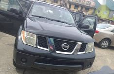 Nissan Pathfinder 2006 LE 4x4 Black for sale