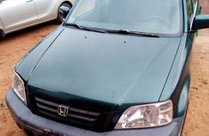 Honda CR-V 2.0 4WD Automatic 1999 Green color for sale