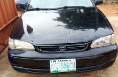 Toyota Corolla 2000 X 1.3 Automatic Black color for sale