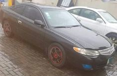 Toyota Solara 2003 Black for sale