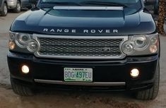 Land Rover Range Rover Vogue 2004 Black for sale
