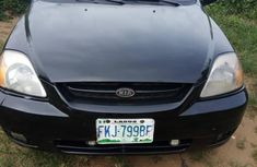 Kia Rio Sedan 2001 Black for sale