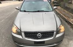 Nissan Altima 2006 3.5 SE-R Gray for sale