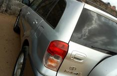 Toyota RAV4 2001 Silver for sale