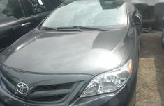 Toyota Corolla 2011 Gray for sale