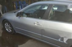 Honda Accord 2003 Automatic Silver for sale