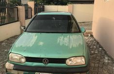 Volkswagen Golf 1999 1.6 Variant Automatic Green for sale