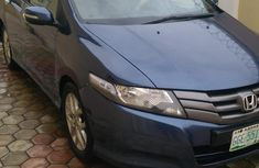 Honda City 2010 Blue for sale