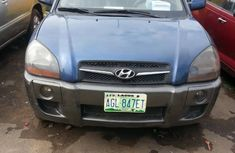 Hyundai Tucson 2008 Blue for sale
