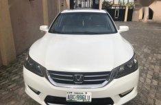 Honda Accord 2013 White for sale
