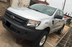 Ford Ranger 2014 Silver for sale