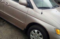 Honda Odyssey EX-L 2008 Goldfor sale